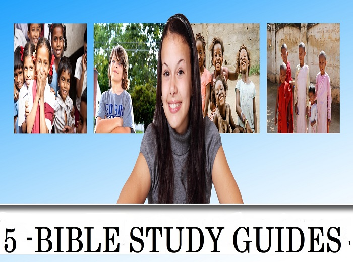 5 - Bible Study Guides