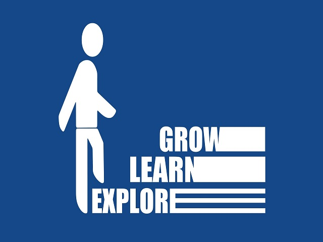 Ask the Question: What can I learn, grow, and explore.