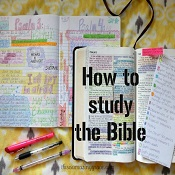 How to do daily devotionals step by step.