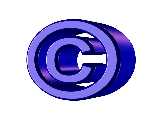 Notice of Copyright